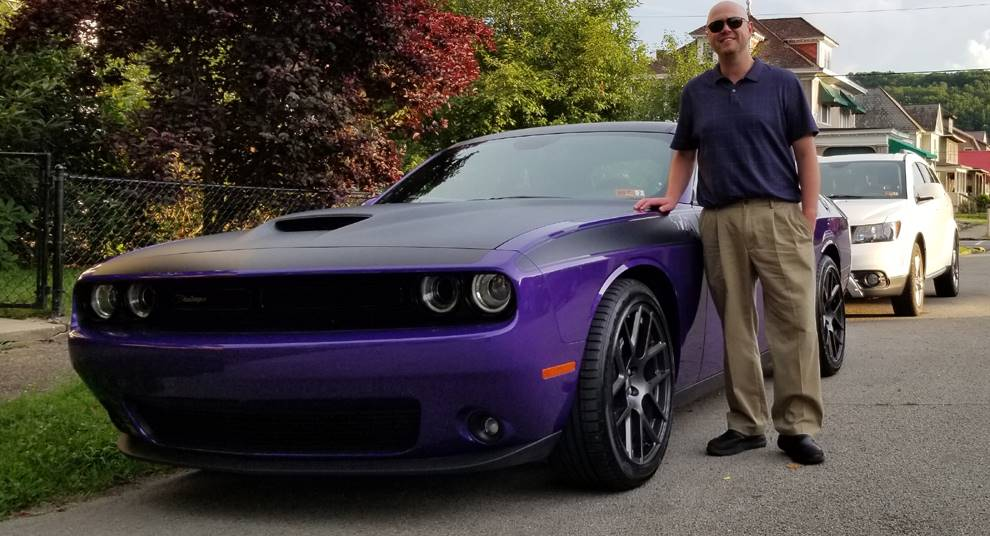 Shaun's Dodge Challenger T/A